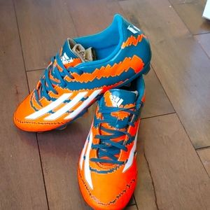 Adidas Men's football soccer cleats sneakers 7.5